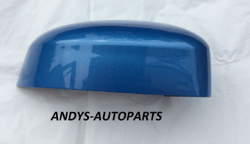 FORD FOCUS 08-2011 WING MIRROR COVER LH OR RH SIDE IN VISION BLUE